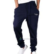 Cool Mens Casual Sports Skinny Harem Taper Sweat Pants Jogging Trousers Slacks
