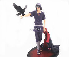 Naruto Shippuden Uchiha Itachi Toy Figure Figurine Doll Gift 100% New In Box