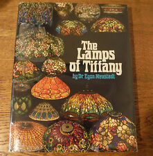 """The Lamps of Tiffany"" Book Dr. Egon Neustadt Handel Pairpoint Bradley & Hubbard"