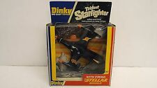 DINKY 362 TRIDENT STARFIGHTER WITH FIRING STELLAR MISSILES BOXED (D216)