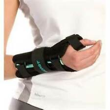 Aircast A2 Wrist Brace with Thumb Spica Right Size Large