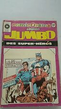 Comicorama Jumbo # 220  Edition Heritage captain america Cover