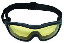 Fox Outdoor Bikerbrille MOUNTAIN Sportbrille Biker Alpin Brille schwarz/gelb