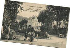 CPA  Les Pyrénées Illustrées Cambo les Bains -Route de l'Establissement (171875)