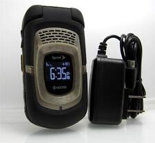 Sprint Kyocera Duramax E4255 Direct Talk Cell Phone Good ESN No contract