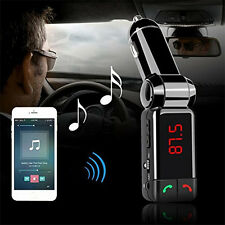 Car Kit MP3 With 2 USB Port Music Player Wireless Bluetooth FM Transmitter Radio