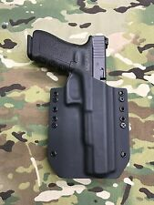 Black Kydex Holster Glock 17L/24