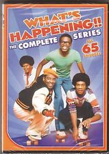 What's Happening (The Complete Series) Season 1, 2 & 3 - DVD TV Shows BRAND NEW