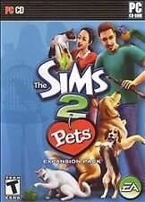 Sims 2: Pets (PC, 2006) - European Version