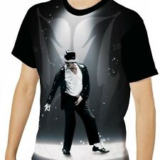 Michael Jackson Men's T-Shirt Tee S M L XL 2XL 3XL