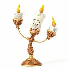 Enesco Disney Traditions Jim Shore Beauty & The Beast Lumiere Figurine 4049620