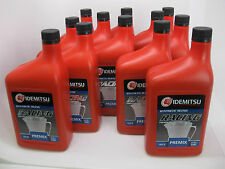 Idemitsu Pre-Mix for Mazda Rotary Engines - Case of 12 quarts - RX7,RX8,13B,12A