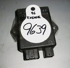 1996 Kawasaki ZX6E ZX600E CDI IGNITER BLACK BOX 21119-1364 TESTED & WORKING