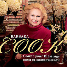 Count Your Blessings Cook, Barbara Audio CD