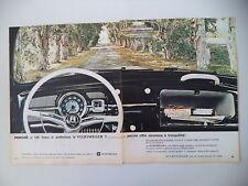 advertising Pubblicità 1963 VOLKSWAGEN MAGGIOLINO BEETLE