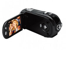 "Vivitar DVR 910 8.1MP 4x Digital Zoom SD 720p HD Camcorder w 2.7"" LCD Black -New"
