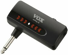 Vox amPlug I/O Guitar Headphone USB Audio Interface with JamVOX III Software