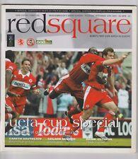 Orig.PRG   UEFA Cup  2004/05   MIDDLESBROUGH FC - BANIK OSTRAVA  !!  SELTEN