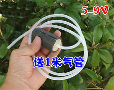 DC 5V-9V Micro Air Pump Tank oxygen Pump with 1m Pipe for Blood Pressure Meter