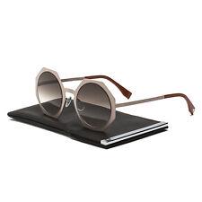 Fendi FF 0152/S Facets TTMJS Sunglasses Matte Pink / Brown Gradient