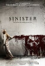 "Sinister movie poster  (b) : 11"" x 17""  - Ethan Hawke poster, Horror"