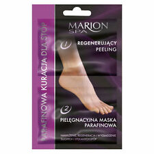 MARION SPA PARAFFIN TREATMENT MASK & PEEL FOR FEET