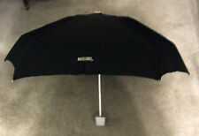 Moschino Umbrella Green Made in Italy Purse Size Authentic Designer Item!