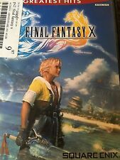 Final Fantasy X 10 Ten Greatest Hits (PlayStation 2 PS2) FAST SHIPPING