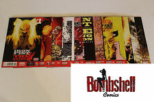 Iron Fist the Living Weapon 1-12 Complete Comic Lot Run Set 1st Print Collection