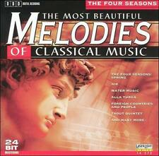 The Most Beautiful Melodies Of Classical Music - CD - 2000 Delta - Made In Korea