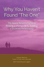 Why You Haven't Found the One : The Aware Person's Guide to Finding a Life...