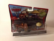 Disney Pixar Cars 2 Vehicle 2-Pack - Team Mater & Zen Master Pitty