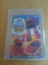 Sparky Gobot Go Bot MOC New Case Fresh Machine Robo AFA U85