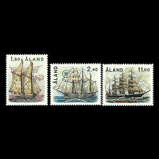Aland 1988 - Sailing Ships Boats Transport - Sc 31/3 MNH