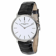 Vacheron Constantin Patrimony 31160/000G Mens Watch in 18K White Gold