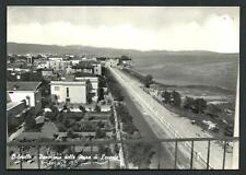 Orbetello ( Grosseto ) : Mura di Levante - cartolina viaggiata
