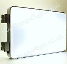 """LED 60x90cm 61cmx36"""" Uso esterno Proiettore Segnale Luminoso Senza scritte"""
