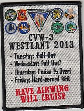 VFA-105 HAVE AIRWING WILL CRUISE 2013  PATCH