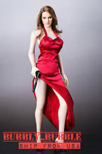 1/6 Sexy Female Killer Dress For Resident Evil Milla Jovovich SHIP FROM USA