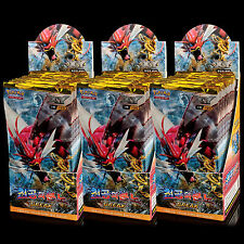 Jeu de Cartes JCC Pokemon XY Rupture TURBO EX 90 Booster Pack Display Box Coréen
