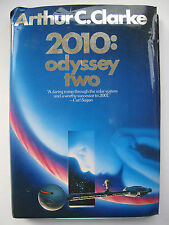 Arthur C Clarke – 2010 : ODYSSEY TWO (1982) - Signed Proof Copy