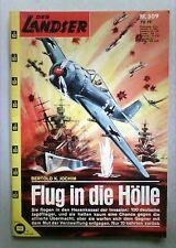 Der Landser Nr.: 309  Flug in die Hölle  in Schutzhülle