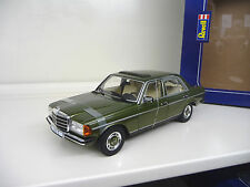 Mercedes 230E W123 green metallic Revell 1:18 NEW FREE SHIPPING WORLDWIDE