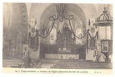 CPA 21 - VELARS SUR OUCHE (Côte d'Or) - 30. Intérieur de l'Eglise