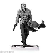 BATMAN BW Black & White Joker Resin Statue Lee Bermejo Second Edition Dc Direct