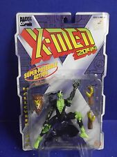 "TOY BIZ   X-MEN 2099    ""HALLOWEEN JACK ""  WITH SUPER POSEABLE   ACTION"