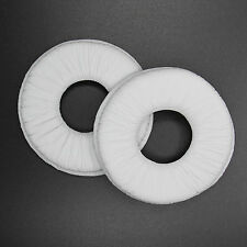4 PCS White Replacement Ear Pads Cushion For Sony MDR-V150 MDR V250 V300 Headset