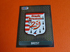N°536 BADGE STADE BRESTOIS BREST D2  FOOT 2008 FOOTBALL 2007-2008