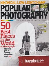 POPULAR PHOTOGRAPHY Jun 2014 Magazine Back Issue HOW TO SHOOT WEDDINGS...