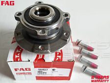 FOR BMW 5 SERIES E60 E61 520 525 525D 530 530D FRONT WHEEL BEARING HUB KIT FAG
